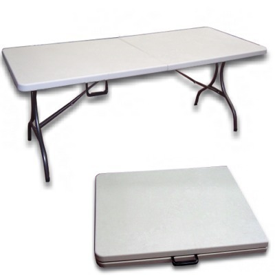 Table pliante portable 8 personnes francky shop com for Table pliante 4 personnes