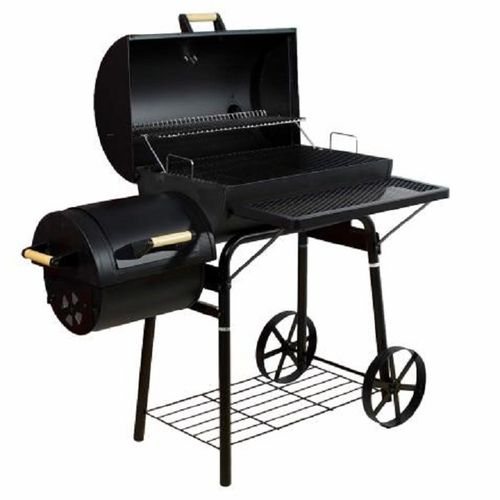Barbecue Americain smocker 120x65x135