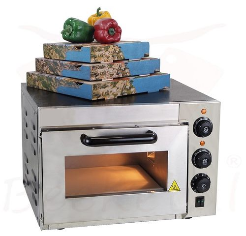 Four à pizza pro inox 220 volt 2500 watts