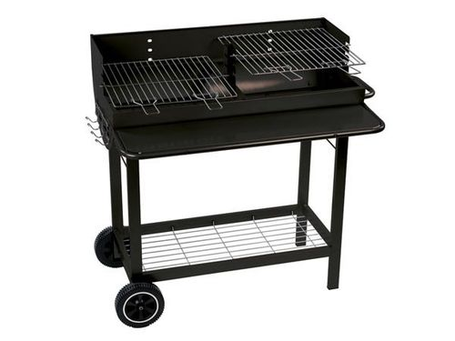 BARBECUE - FAMILY GRILL CUISSON 88 X 40 CM