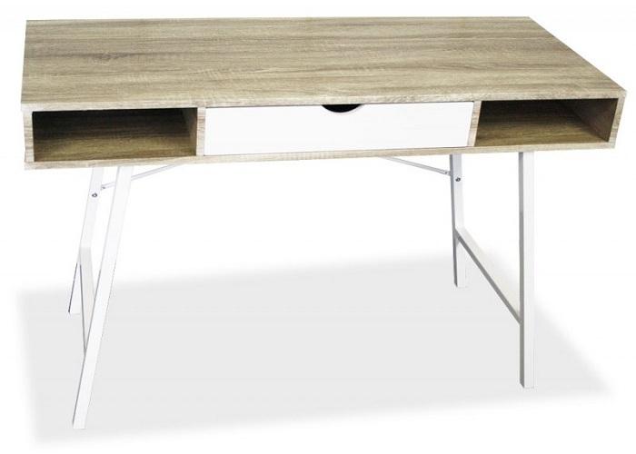 bureau design et moderne en bois francky shop com. Black Bedroom Furniture Sets. Home Design Ideas