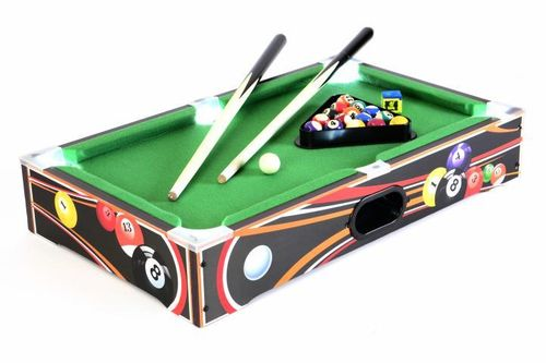 Mini table de billard avec LED
