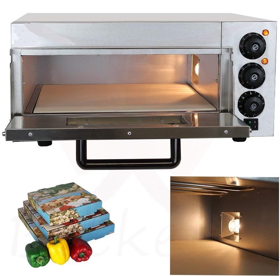 Four pizza pro inox 220 volt 2000 watts francky shop com for Le garage a pizza