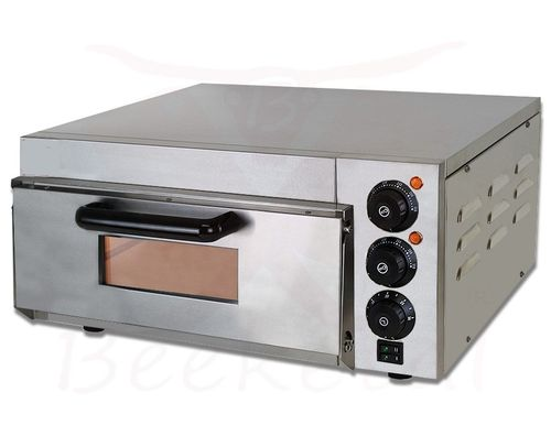 Four à pizza pro inox 220 volt 2000 watts