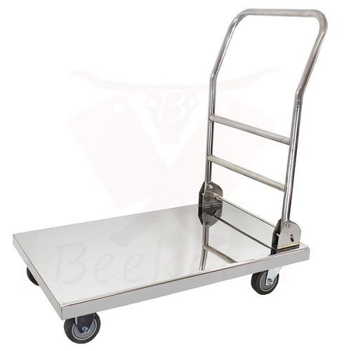 chariot pliant PRO INOX charge 330 kg