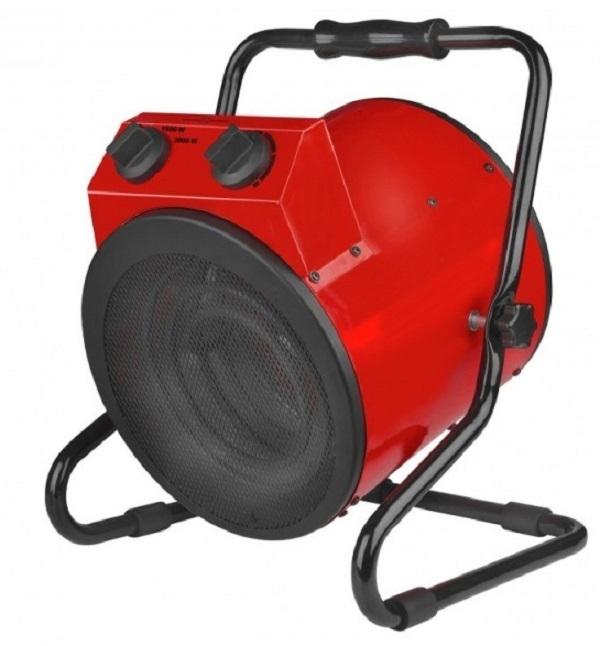 chauffage soufflant 3000w mobile canon chaleur ip44 pro chantier francky shop com. Black Bedroom Furniture Sets. Home Design Ideas