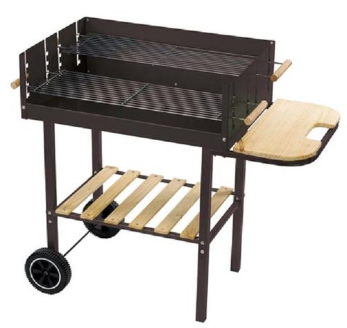 BARBECUE - PARTY GRILL - CUISSON 74 x 50 cm