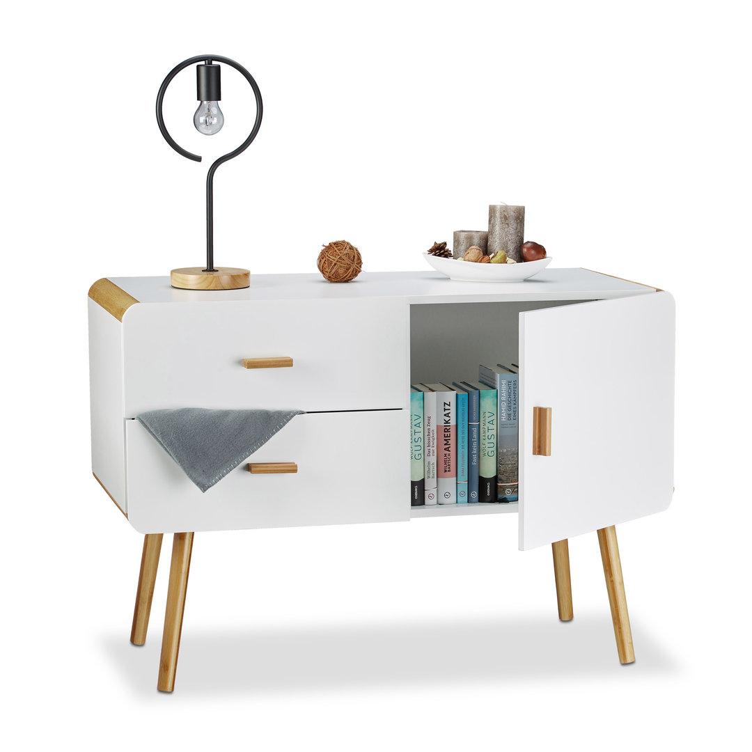 buffet style scandinave francky shop com. Black Bedroom Furniture Sets. Home Design Ideas